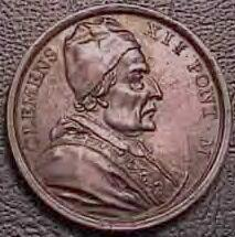 link to page concerning Pope Clement XII