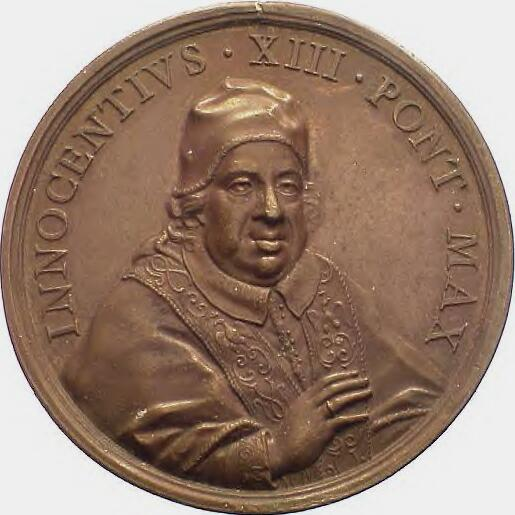 link to page concerning Pope Innocent XIII