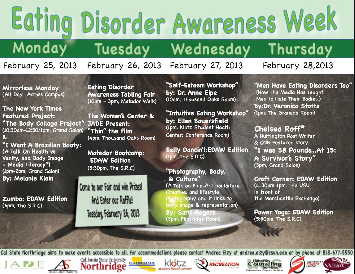 eating disorder awareness related keywords eating