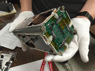 CSUNSat1: A CSUN/JPL CubeSat