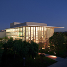 Photo of CSUN VPAC building.