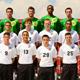 Photo of CSUN men's soccer team members