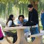 CSUN students on campus