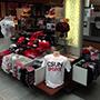 CSUN kiosk at Northridge Fashion Center