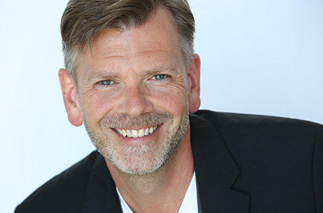 Thor Steingraber, new executive director of the Valley Performing Arts Center