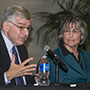 Governors Lingle and Dukakis share insights.