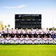 The men's baseball team