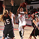 CSUN women's basketball player