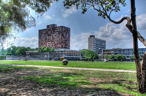 Universidad NacionalAutónoma de México.