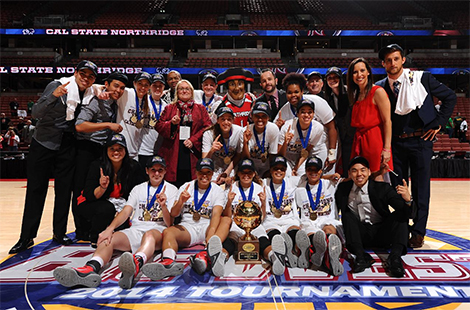 CSUN Women's Basketball