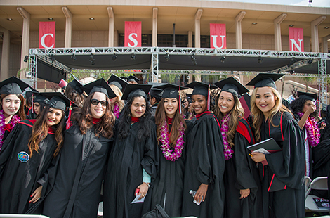 Nearly 10,000 graduates go through commencement ceremonies at CSUN