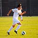 A CSUN Soccer player