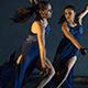 CSUN dancers