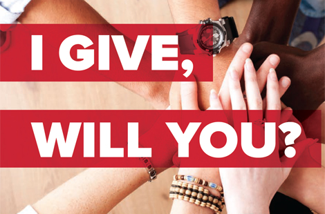 CSUN gives back on Giving Tuesday.