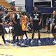 Matador Men's Basketball players