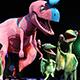 Dinosaur characters