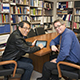 CSUN professors Ivan Cheng and Andy Ainsworth