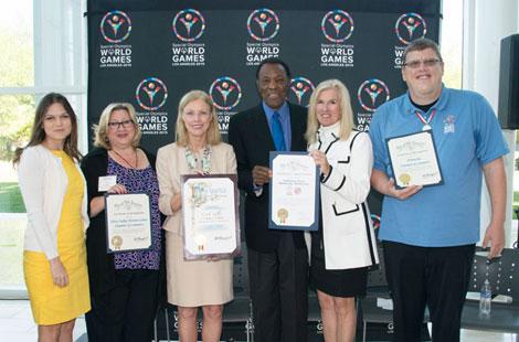 CSUN to host Special Olympics athletes.