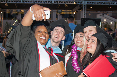 CSUN Commencement Ceremony images