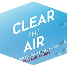 clear the air logo