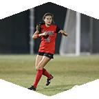 women's soccer player
