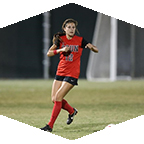 women's soccer player