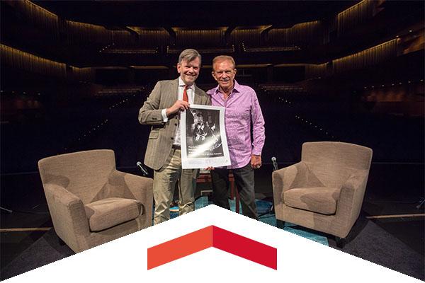 Bob Eubanks and Thor Steingraber