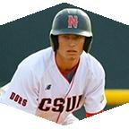 CSUN baseball player