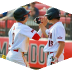 Matador baseball against Hawaii on April 24