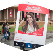 Explore CSUN for incoming students.