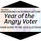 Flier with Year of the Angry Voter