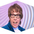 Austin Powers showing at CSUN on August 18.