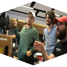 CSUN Film School Gets High Ranking from The Hollywood Reporter and Variety.