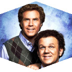 Watch Step Brothers on the Oviatt Lawn on Aug. 25.