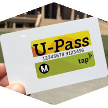 CSUN students get a big discount on public transportation with the Metro U-Pass.