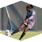 CSUN women's soccer on September 25.