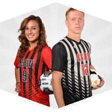 CSUN's men's and women's soccer teams won Big West regular-season titles in 2016.