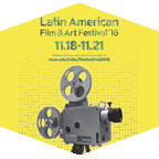 2016 Latin American Film and Art Festival in the Armer Theater, November 18 to 21.