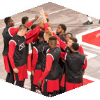 CSUN Men's basketball is home on November 19 at 8 p.m.