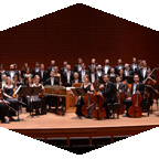 The Choir of Trinity Wall Street, Trinity Baroque Orchestra, Handel's Messiah at VPAC.