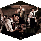 The Hot Sardines at VPAC on December 17.