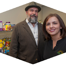 Two food pantries at CSUN helped supply needy students with food and essential food supplies.