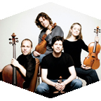 The St. Lawrence String Quartet comes to the Valley Performing Arts Center on February 3 at 8 p.m.