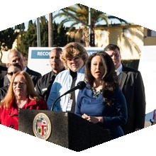 CSUN Helps Local Government Draw Battle Lines in Fight to Eradicate Human Trafficking in the San Fernando Valley.