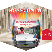 CSUN Homecoming is this Saturday, February 11.