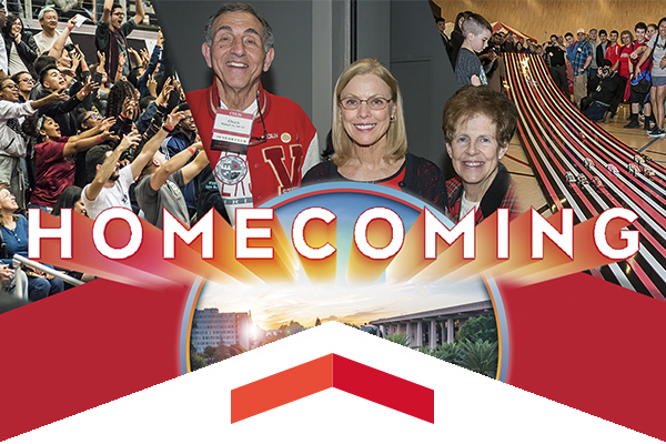 CSUN Homecoming 2017.