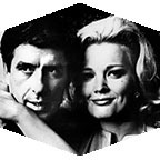 The John Cassavetes feature Faces appears at the Armer Theatre on March 2.
