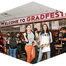 Graduating seniors can look forward to GradFest March 15 and 16, as well as other important dates.