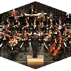 Free performance of the Colburn Orchestra at the Valley Performing Arts Center on April 2.