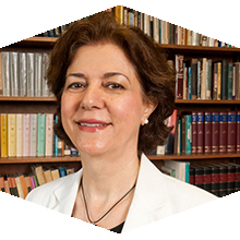 Professor Nayereh Tohidi teaches about being Muslim in America today.